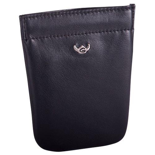 Golden Head Polo Schlüsseltasche Leder 5006-50 Black