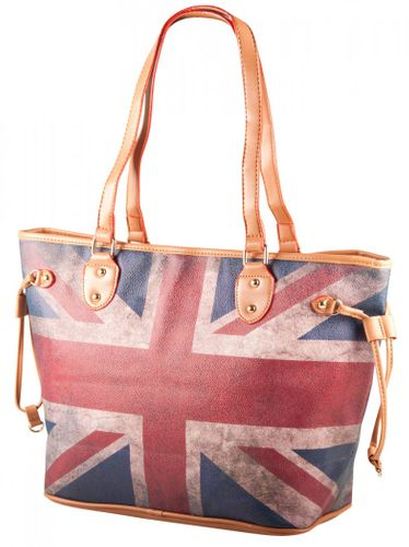 Grace Union Jack Shopper 2