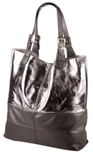 Pelle Italy Liona Shopper Bag