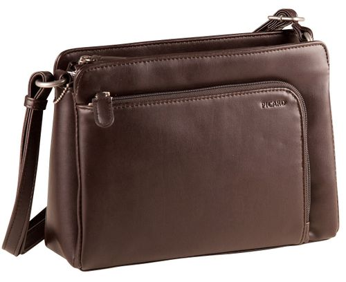 Picard Full 3408 Schultertasche Cafe