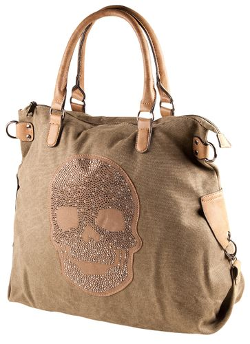 Kjara Skull Shopper 7