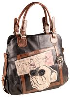 French Bulldog LI1053 Handtasche [1]