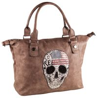 Amalia Skull Shopper Bag [2]
