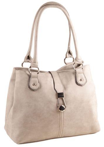 Liberta Francene Handtasche Damen Modern Grey