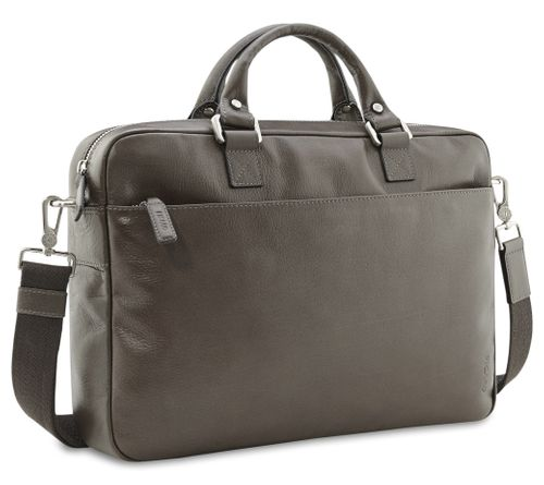 Picard Buddy 5758 Aktentasche Herren Business Tasche Grau Graphit