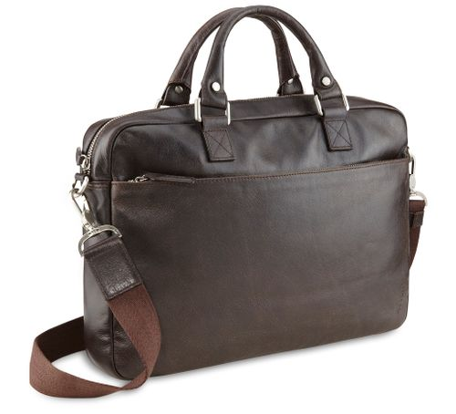 Picard Buddy 5758 Aktentasche Herren Business Tasche Cafe Braun
