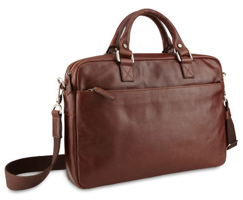Picard Buddy 5758 Aktentasche Herren Business Tasche Cognac