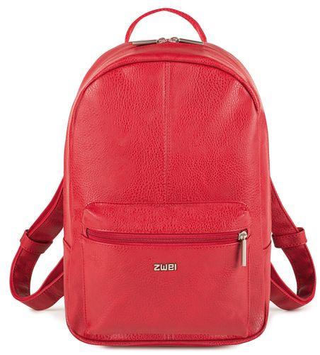 ZWEI Mademoiselle MR11 Red Rot Rucksack Damen Cityrucksack Backpack Damenrucksack A4