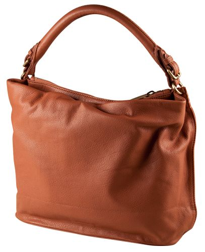 Marc O'Polo Eight Washed Tasche Damen Beuteltasche Leder Handtasche