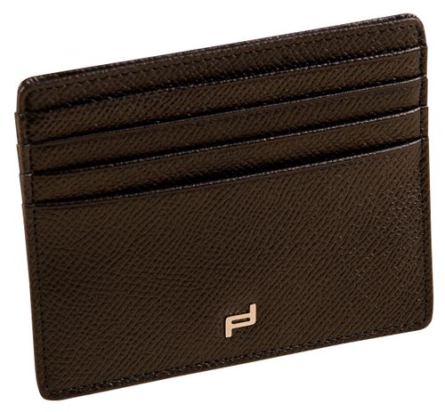 Porsche Design French Classic 3.0 Card Holder SH8 Black