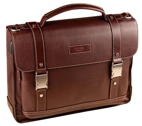 Picard Urban Ride 4713 Kastanie Tasche Business Aktentasche Leder