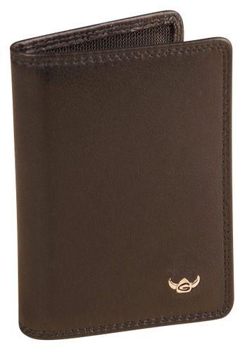 Golden Head Polo Kreditkartenetui 4431-50 Schwarz Kartenetui
