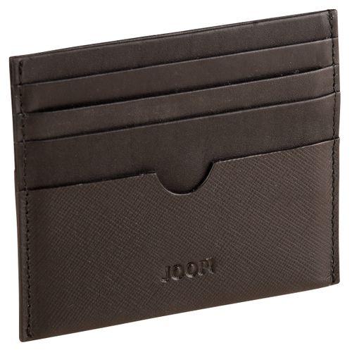 Joop Pero Peteus CardHolder H8 Geldbörse Leder Kreditkartenetui
