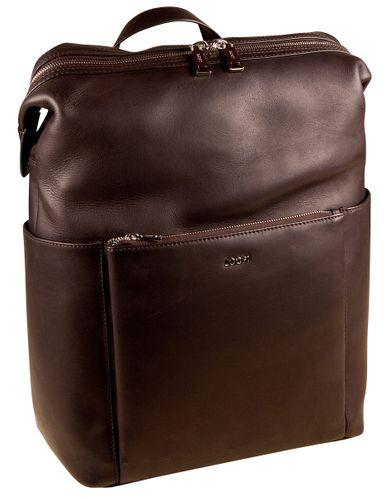 Joop Liana 2 Silas Backpack Rucksack Leder Brown
