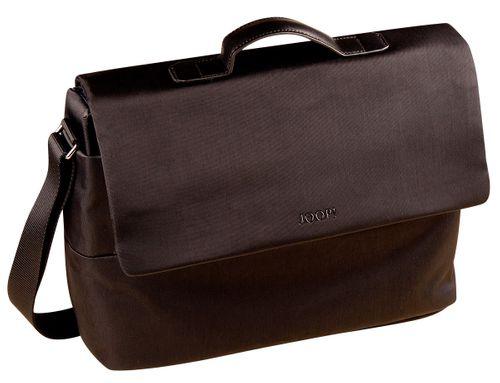 Joop Marconi Kreon Briefbag LHF Black Aktentasche Nylon Briefcase