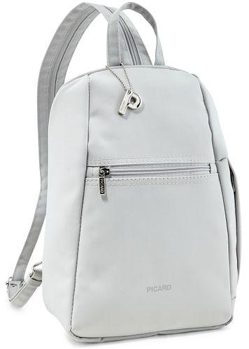 Picard TipTop 2708 Schwarz Rucksack Damen Nylon Backpack