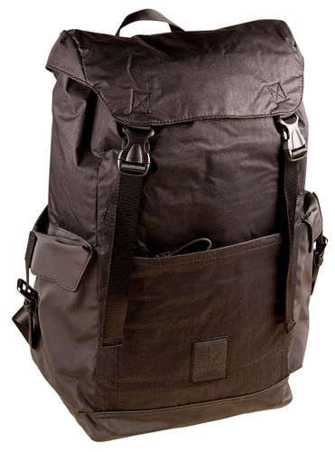 Strellson Swiss Cross Backpack MVF Black Rucksack Laptoprucksack Herren