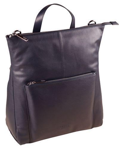Picard Maggie 9469 Schwarz Rucksack Damen Leder Backpack